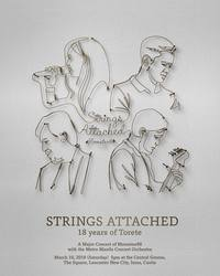Strings Attached: Moonstar88 Major Concert!