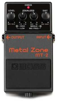 BOSS MT2 EFFECTS