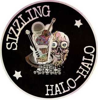 Sizzling Halo Halo