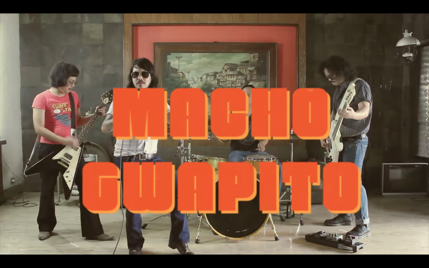 """RIOT Takes Us Back To Memory Lane With """"Macho Gwapito"""" Music Video!"""