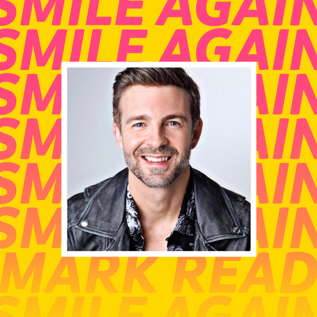 "Mark Read Celebrates The Coming Out Of A Dark Place With Brand New Single ""Smile Again"""