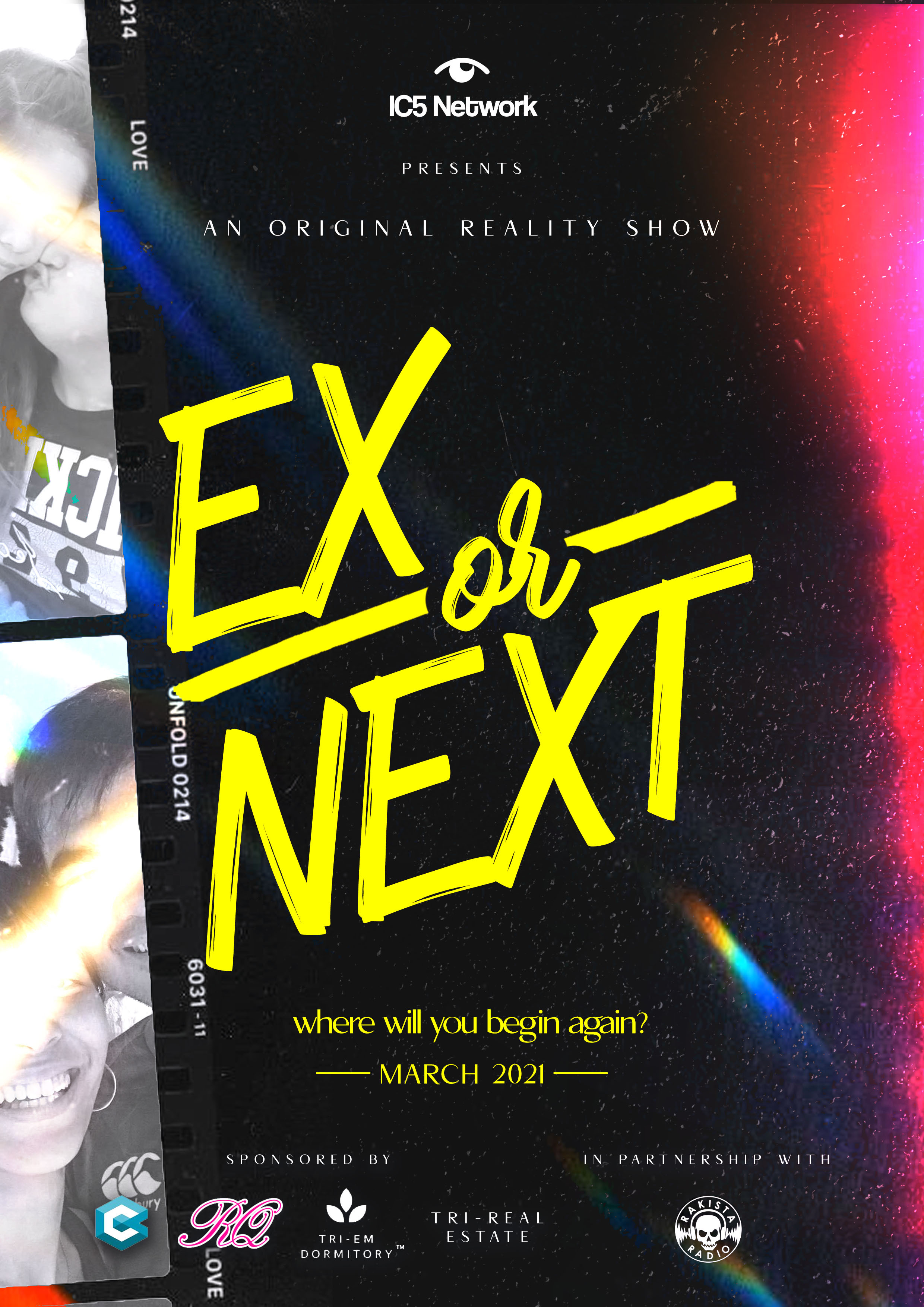 IC5 Network Launches Ex or Next: A Show That Brings Ex-Couples To A Search For Answers On Why They Ended And If They Should Try Again
