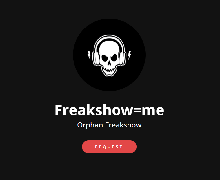 Orphan Freakshow, now on Rakista Radio App!