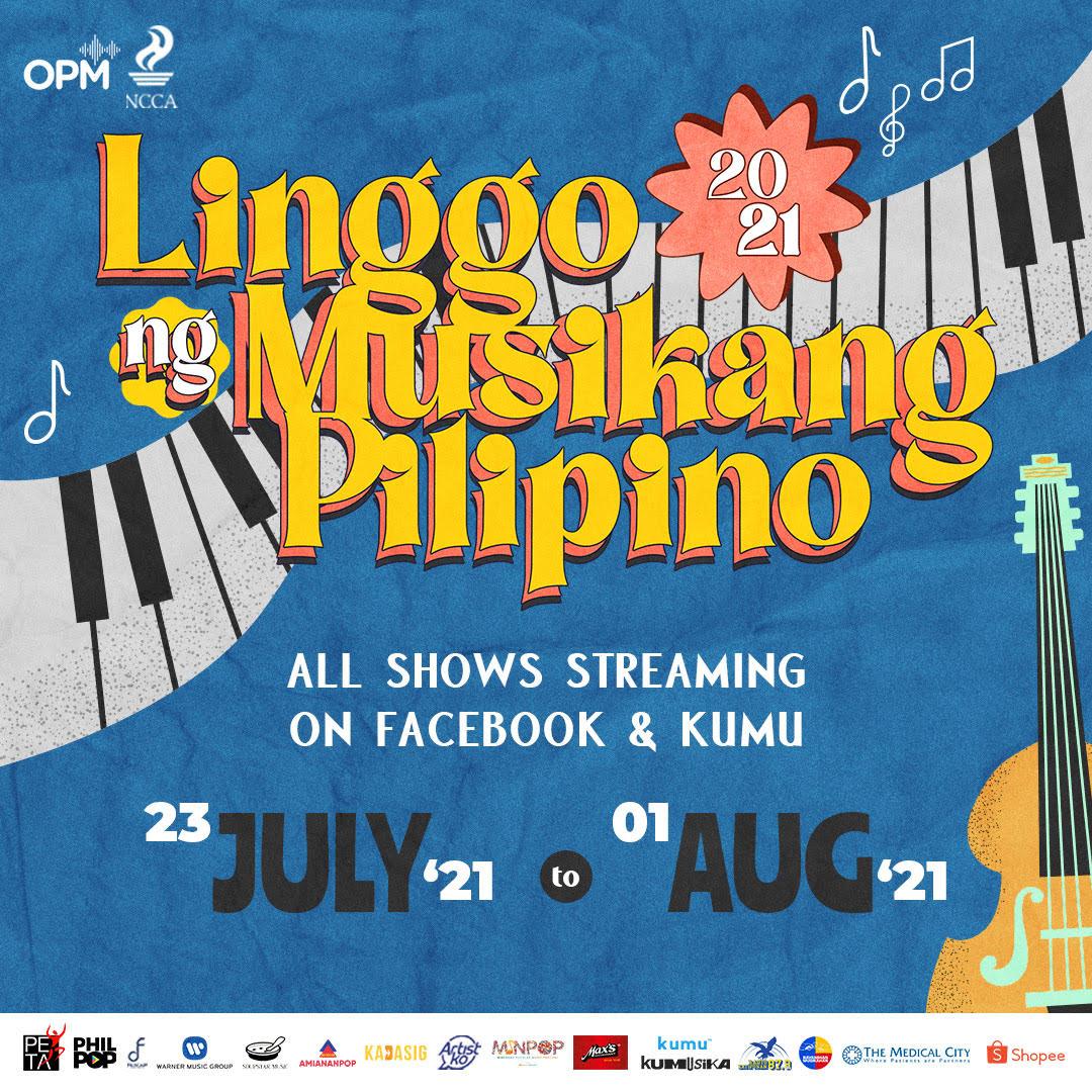 Linggo Ng Musikang Pilipino 2021 Goes Digital With Diverse And Inclusive Programming