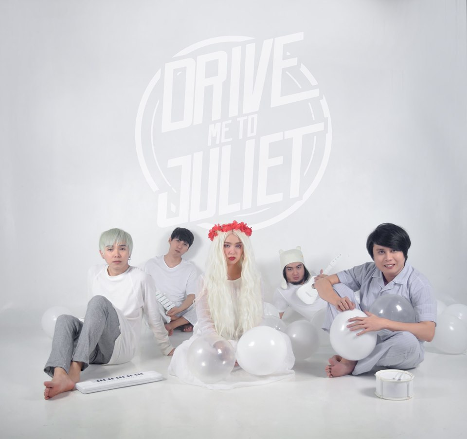Drive Me To Juliet Goes All White in 'Universe' Music Video