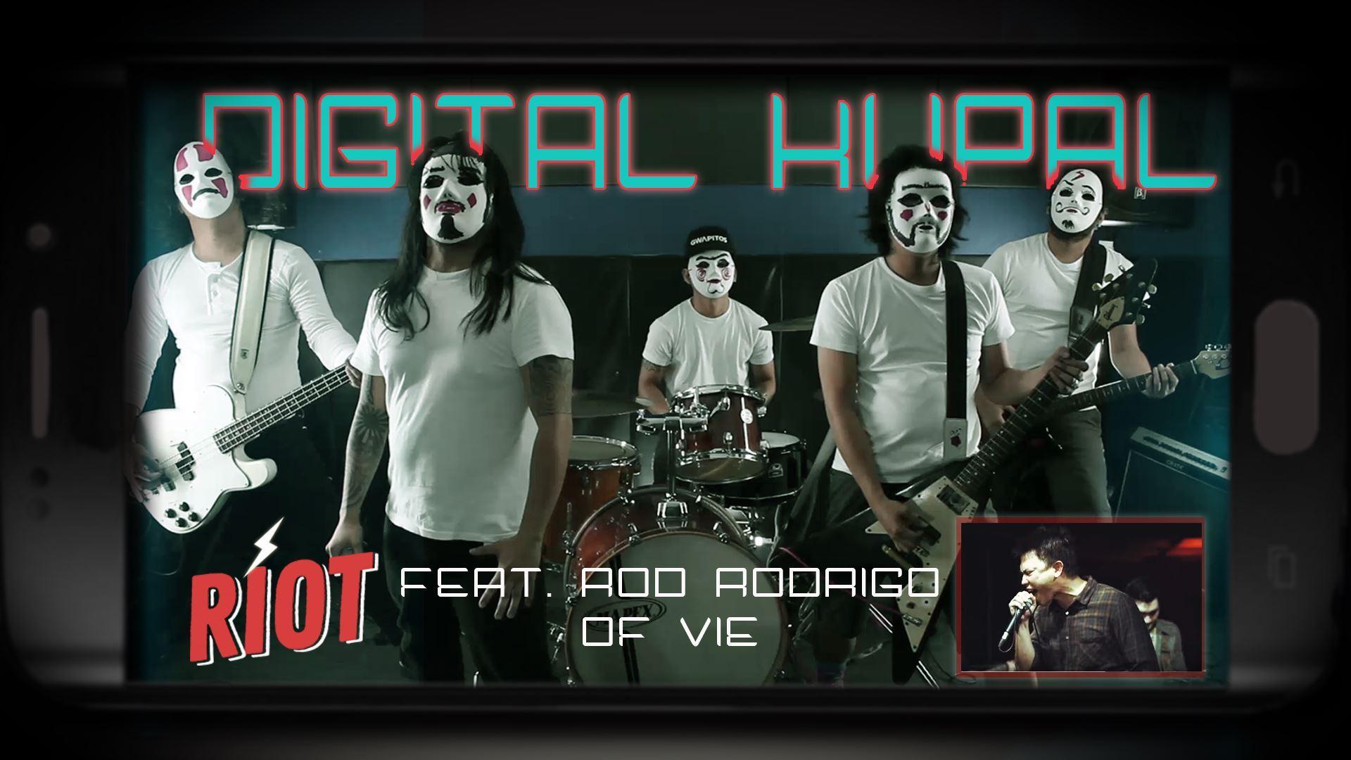 "RIOT Disses Internet Trolls In Their Latest Single ""Digital Kupal"""