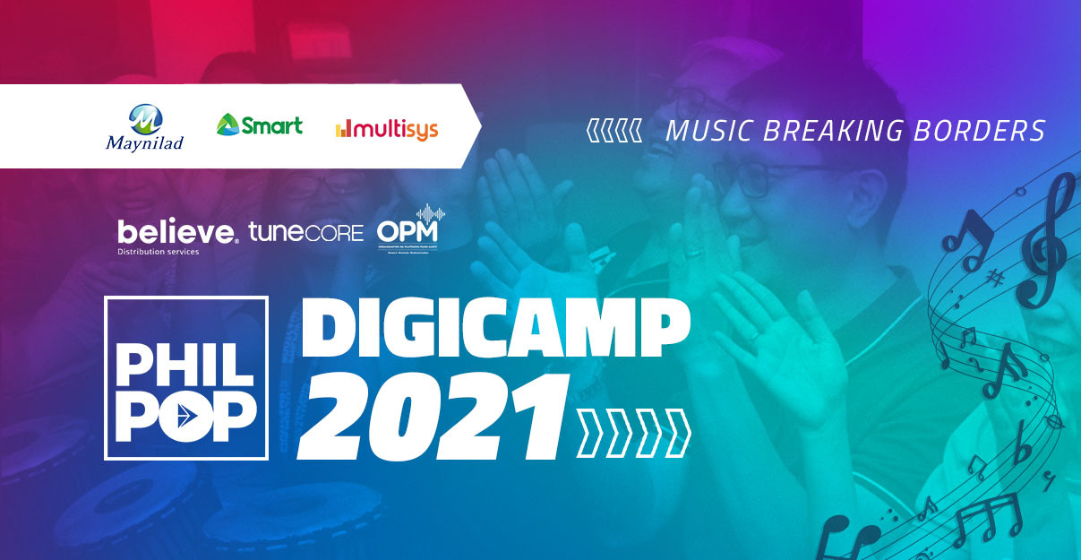 PhilPop 2021 Adapts To The New Normal With Digital Songwriting Bootcamp