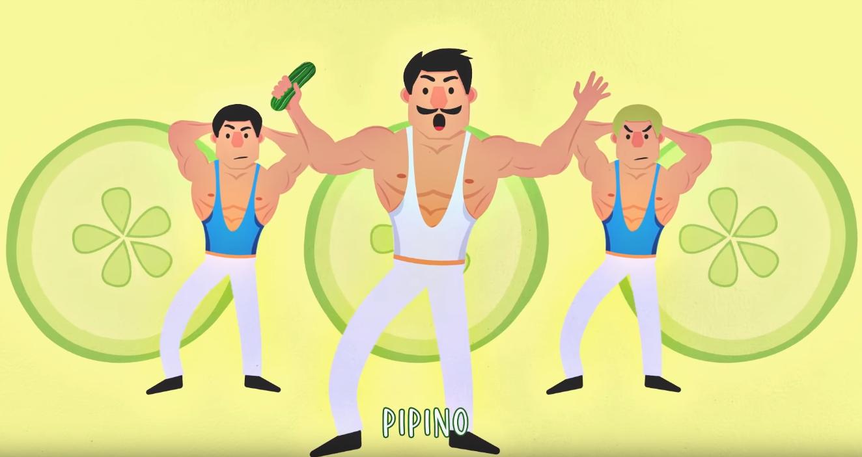 """Gusto Kong kainin Ang Pipino – Tanya Markova's latest single entitled """"Pipino"""""""