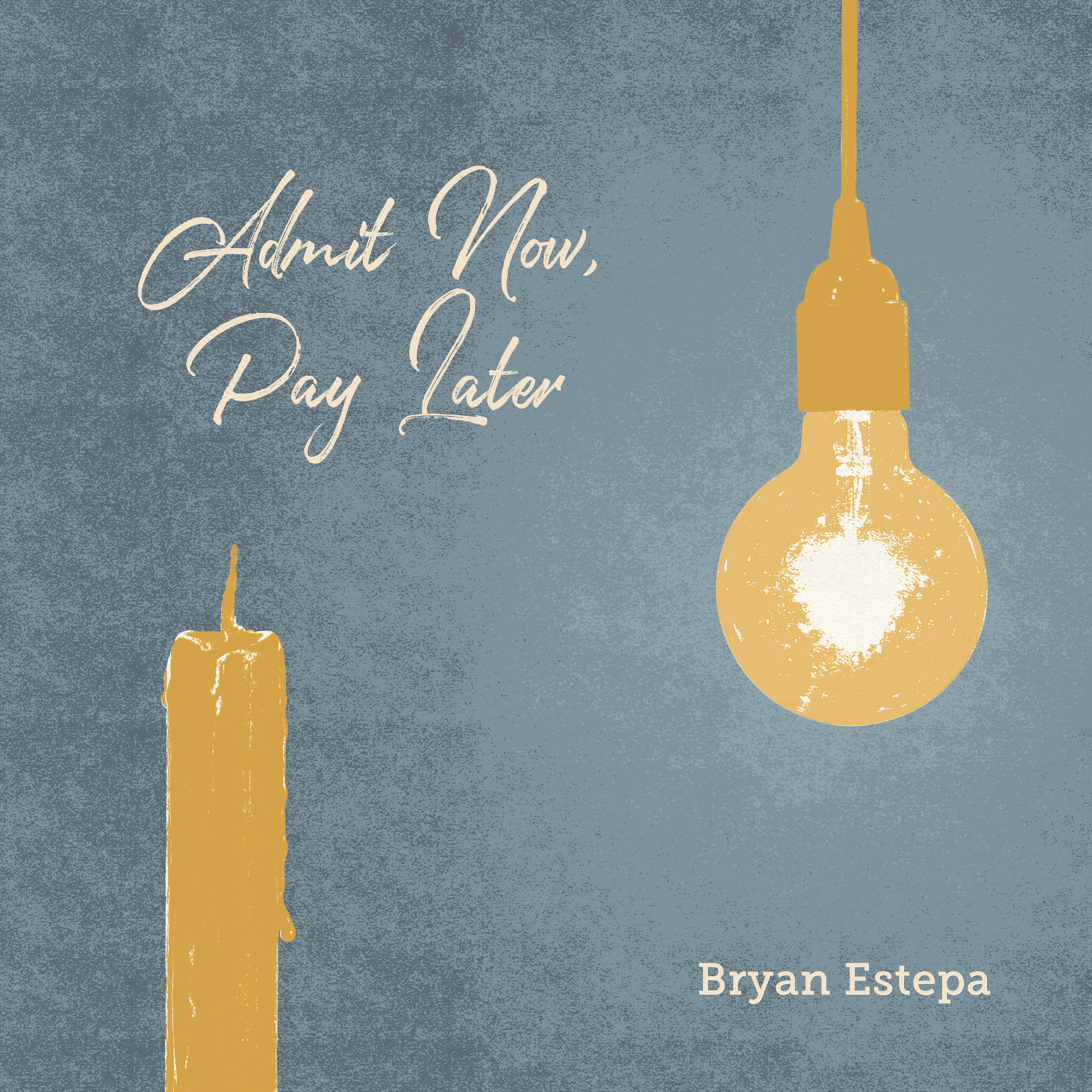 """Bryan Estepa deals with life's curveballs on new song """"Admit Now, Pay Later"""""""