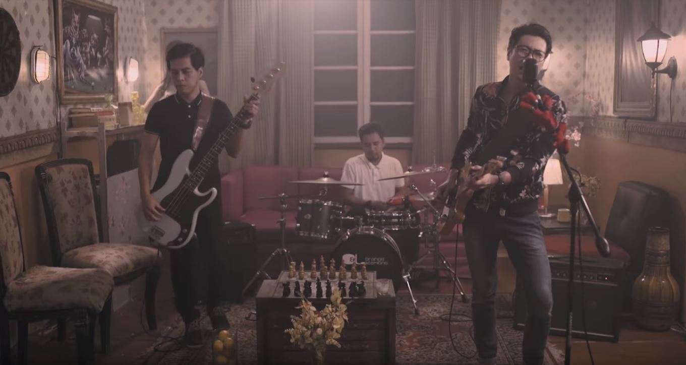 "New Official Music Video Of ""Kailangan Kita"" By Orange & Lemons"
