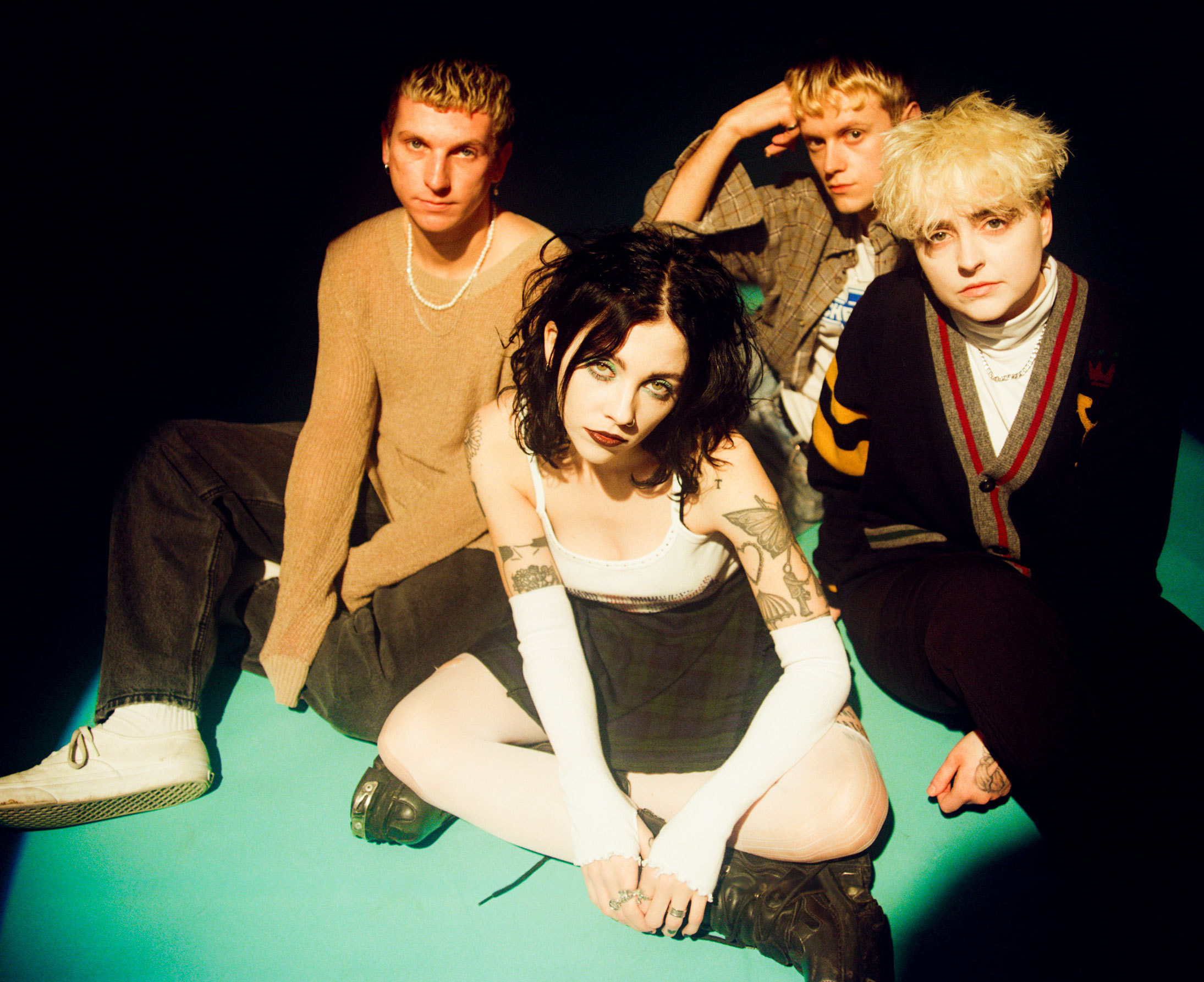 """""""Easy"""" Out Now By Pale Waves"""