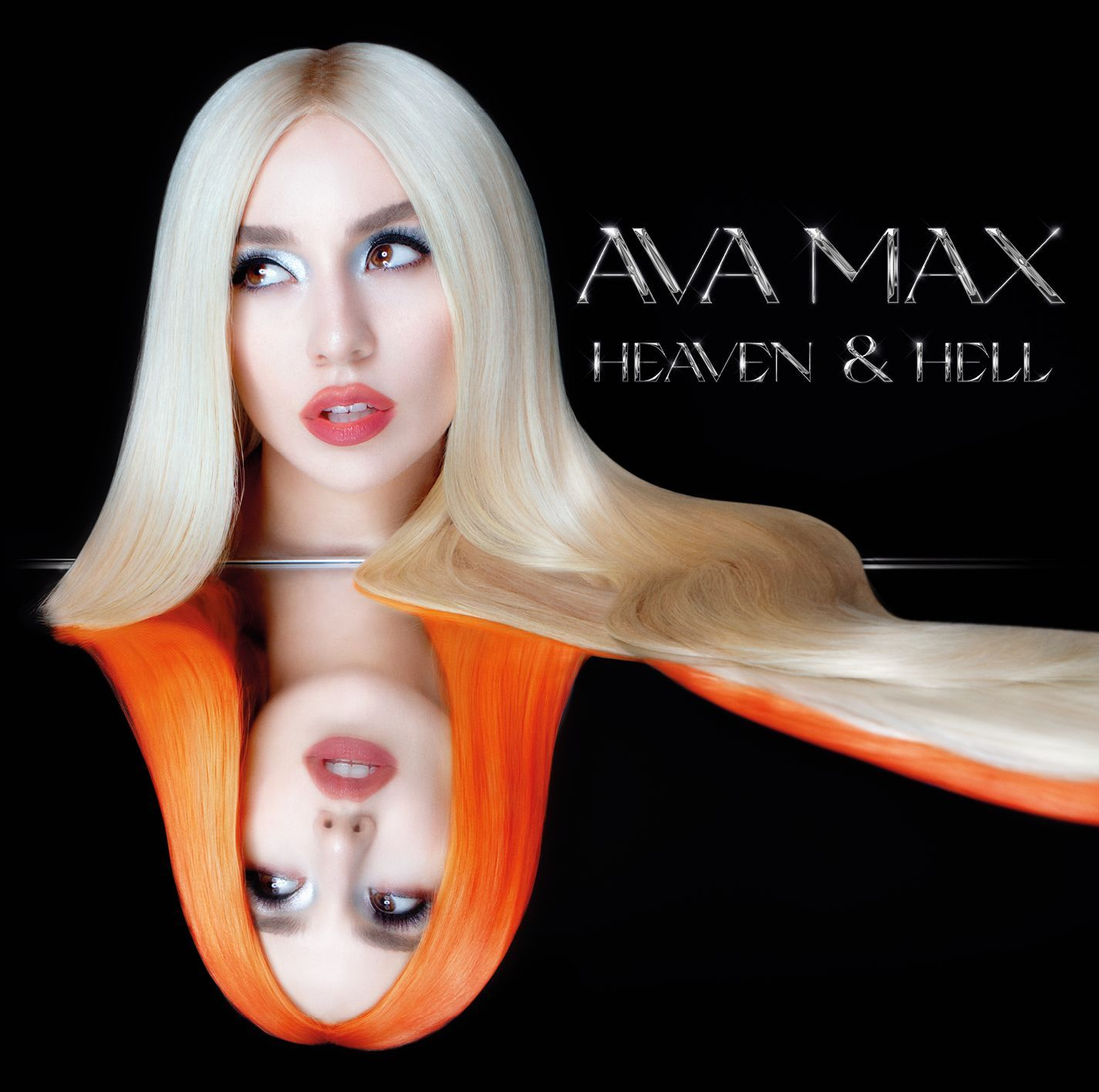 AVA MAX RELEASES HIGHLY-ANTICIPATED DEBUT ALBUM HEAVEN & HELL