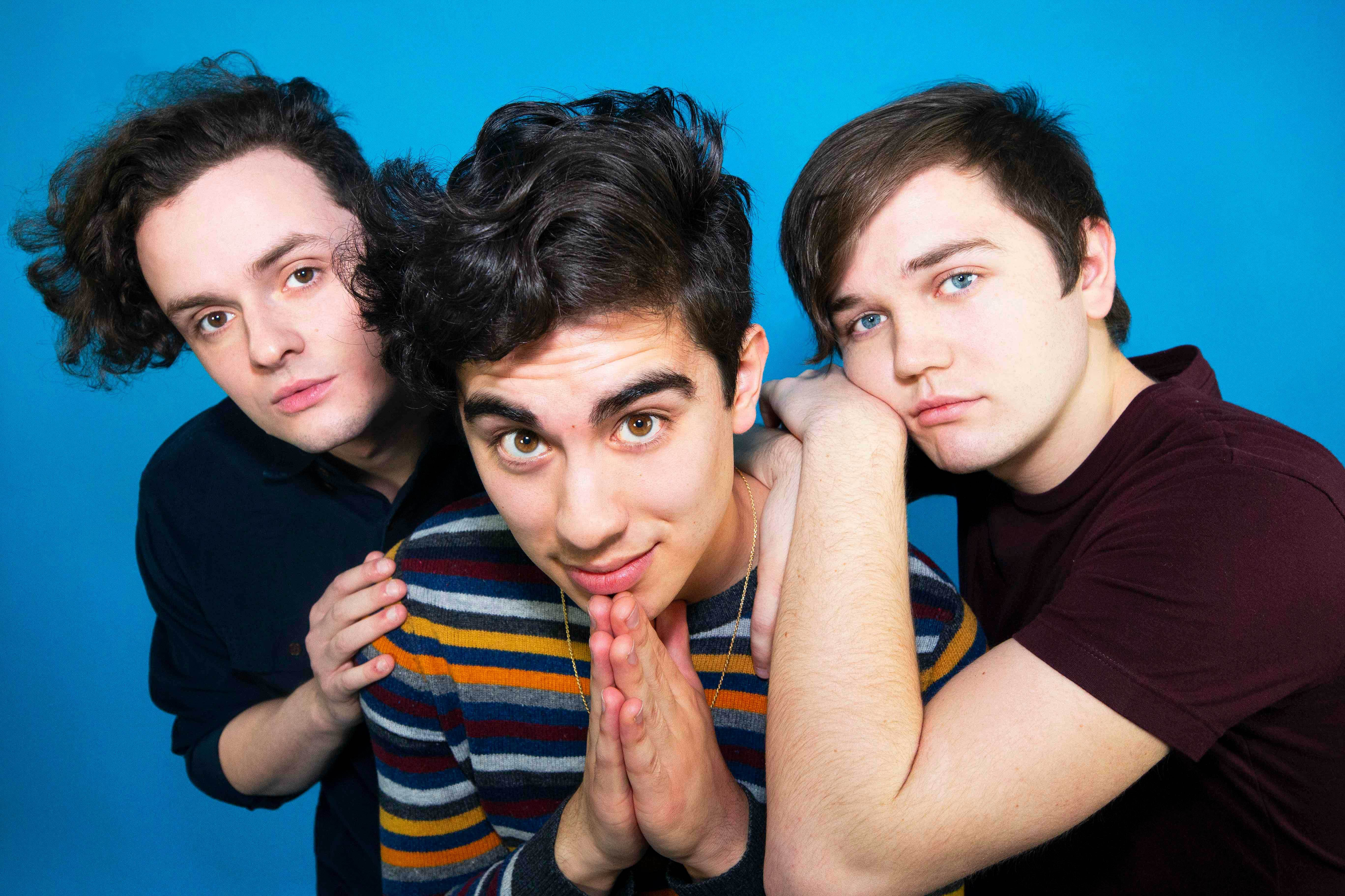 """The Happy Fits Release New Single """"Another Try"""" With B-side """"Cold Turkey"""""""