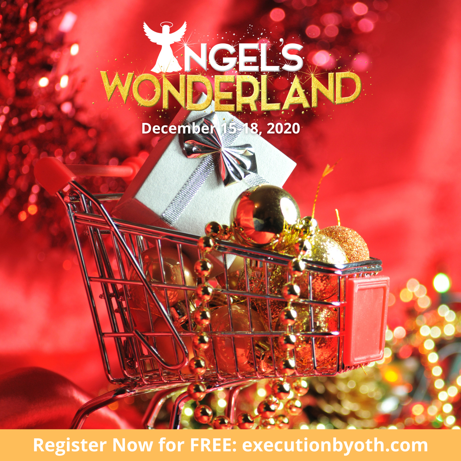 ANGEL'S WONDERLAND IS COMING TO TOWN