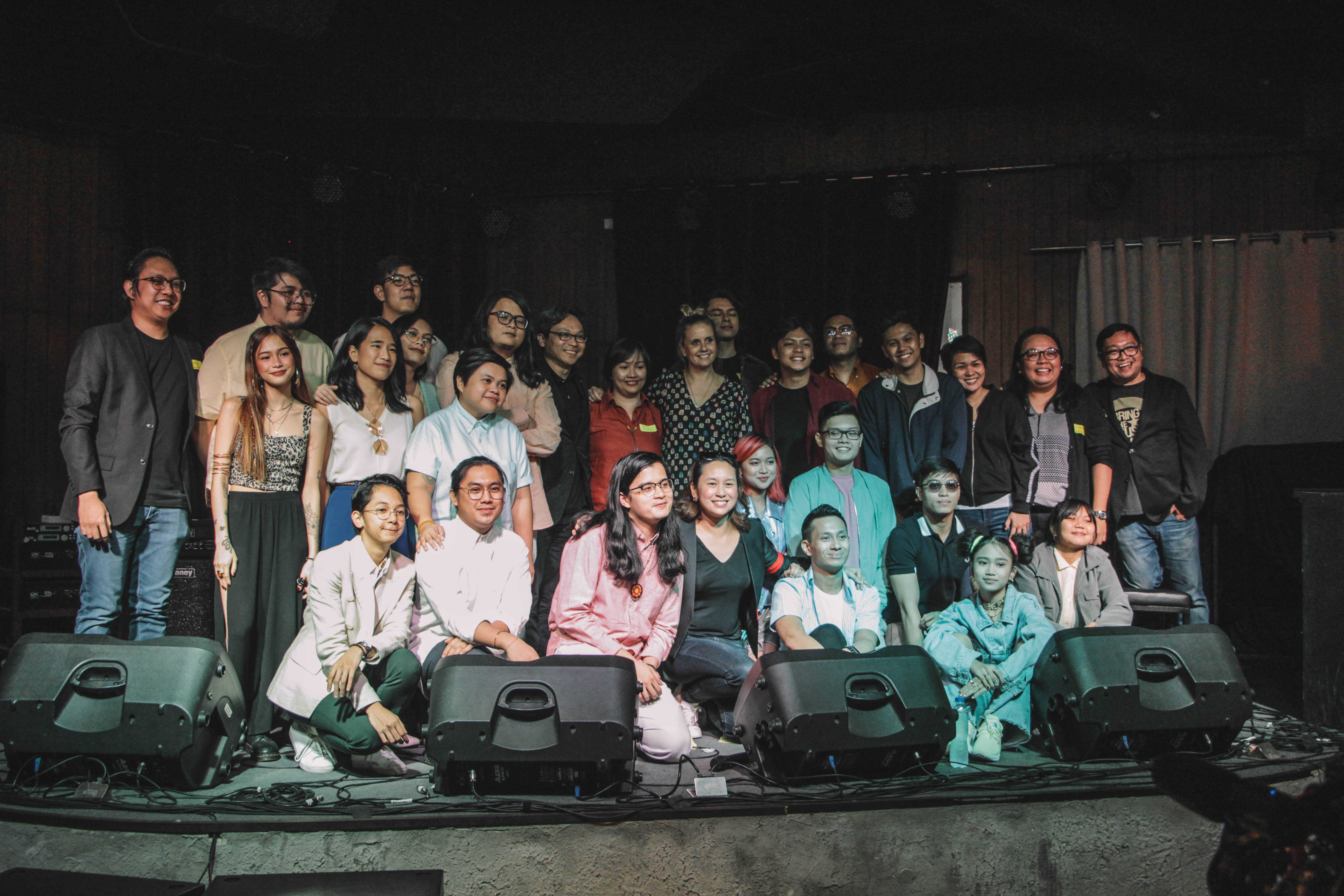 Sony Music Philippines Unveils Newest Batch of OPM Artists