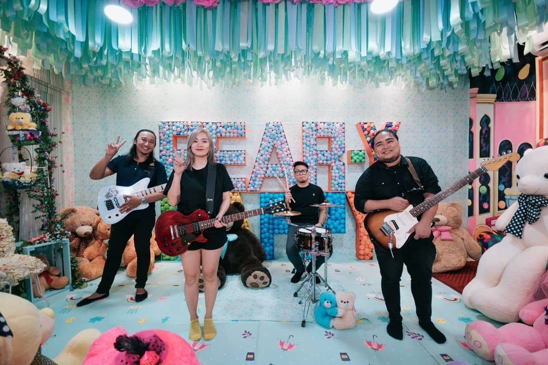 All The Playful Rush With Madeline's 'Tinamaan' Music Video!