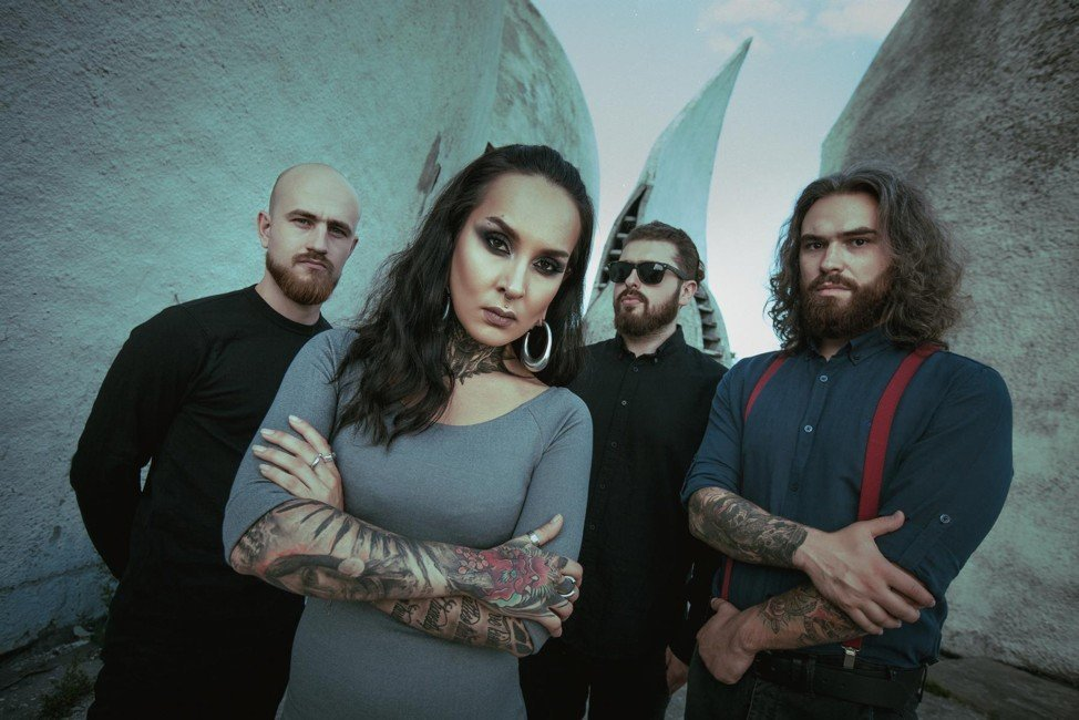 """Jinjer Brings The Fire With a New Exquisite Single, """"Mediator"""""""