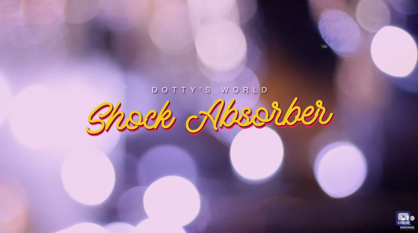 """Dotty's World releases their Official Music Video for """"Shock Absorber"""""""