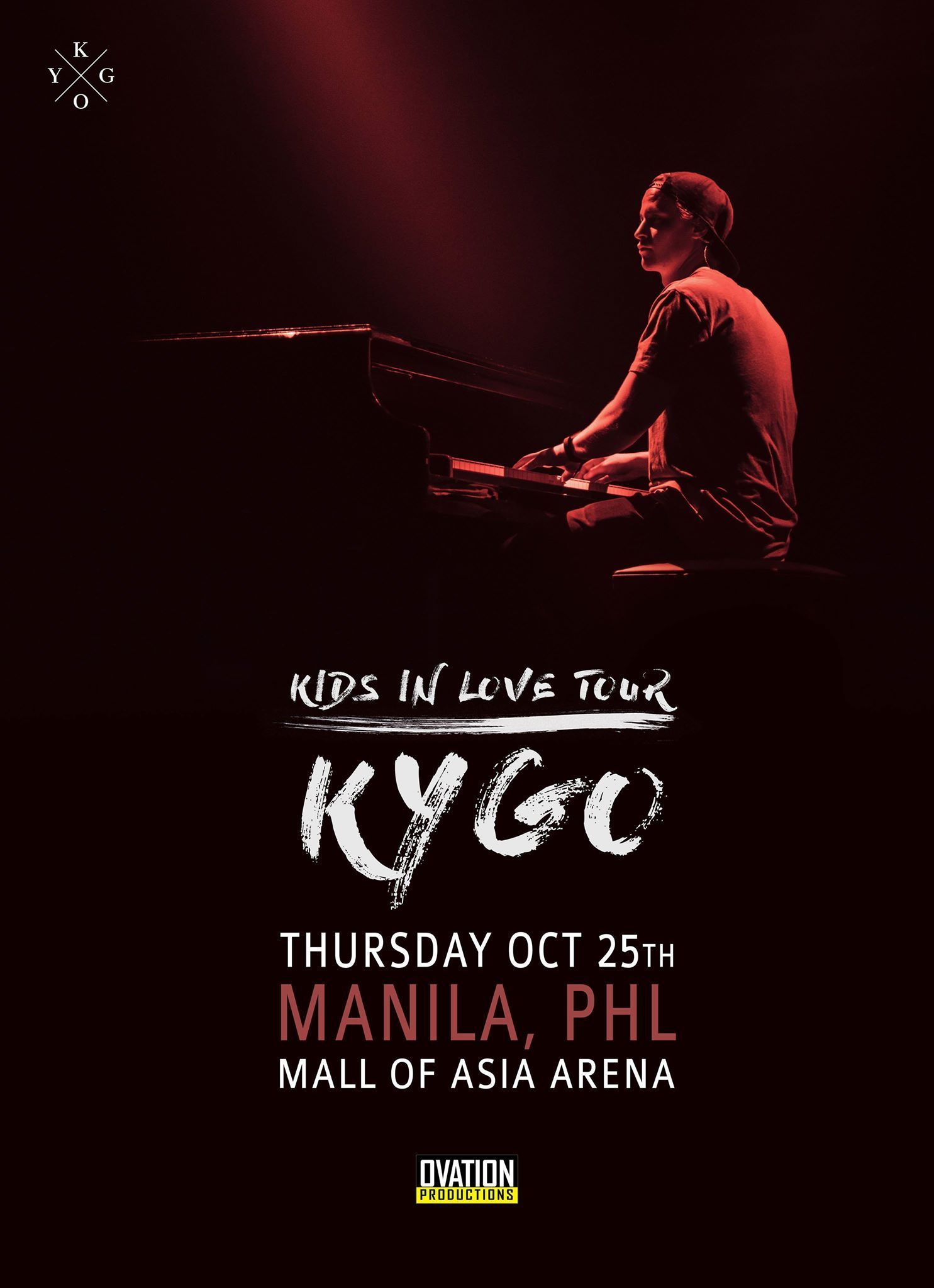 Norwegian Embassy gives away 30 VIP-tickets to Kygo concert in Manila