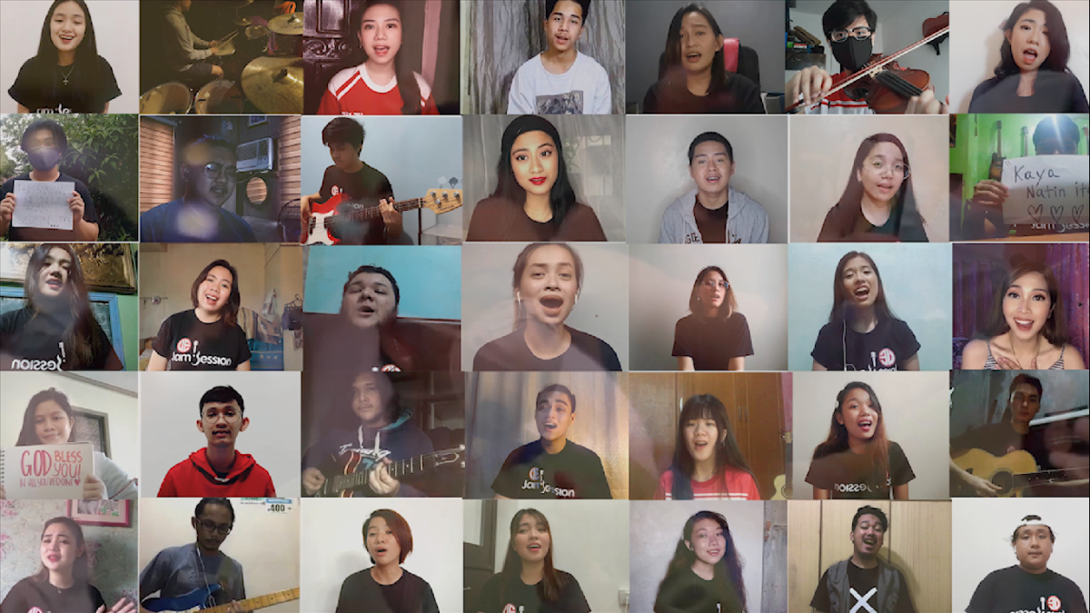 "UE Jam Sessions' ""Lalaban Tayo,"" Out Now On Digital Platforms Worldwide"