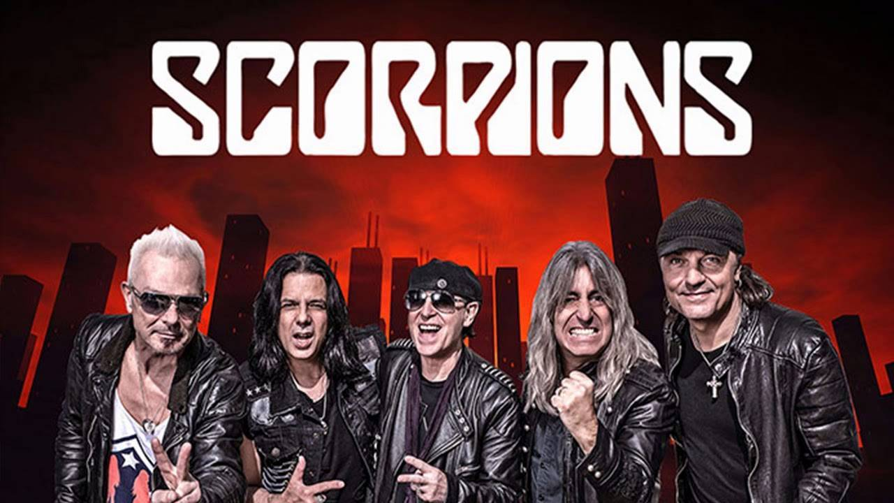 German Rock Legends Scorpions are coming to Manila this 2020