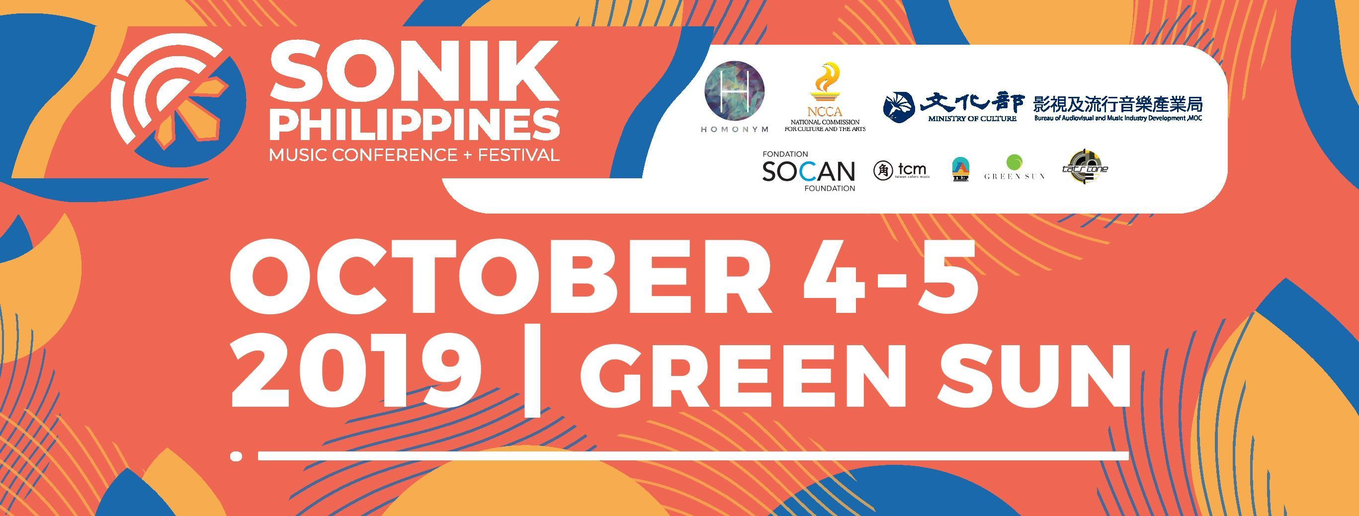 The Philippines' First-Ever International Music Conference and Festival is Happening On October