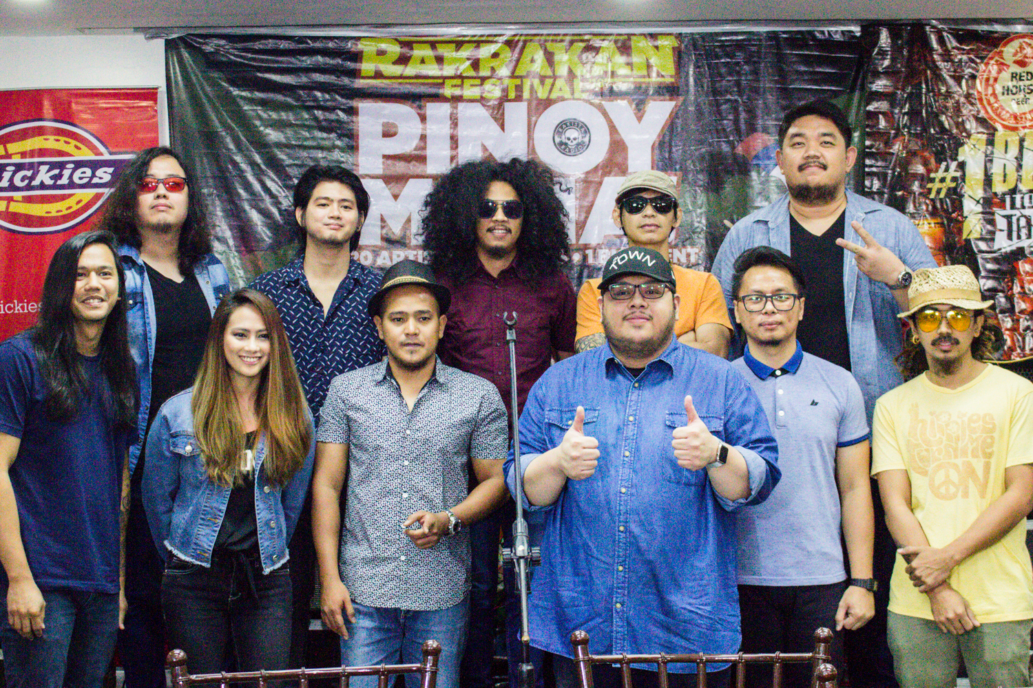 Here's what happened during the presscon of Rakrakan Festival 2