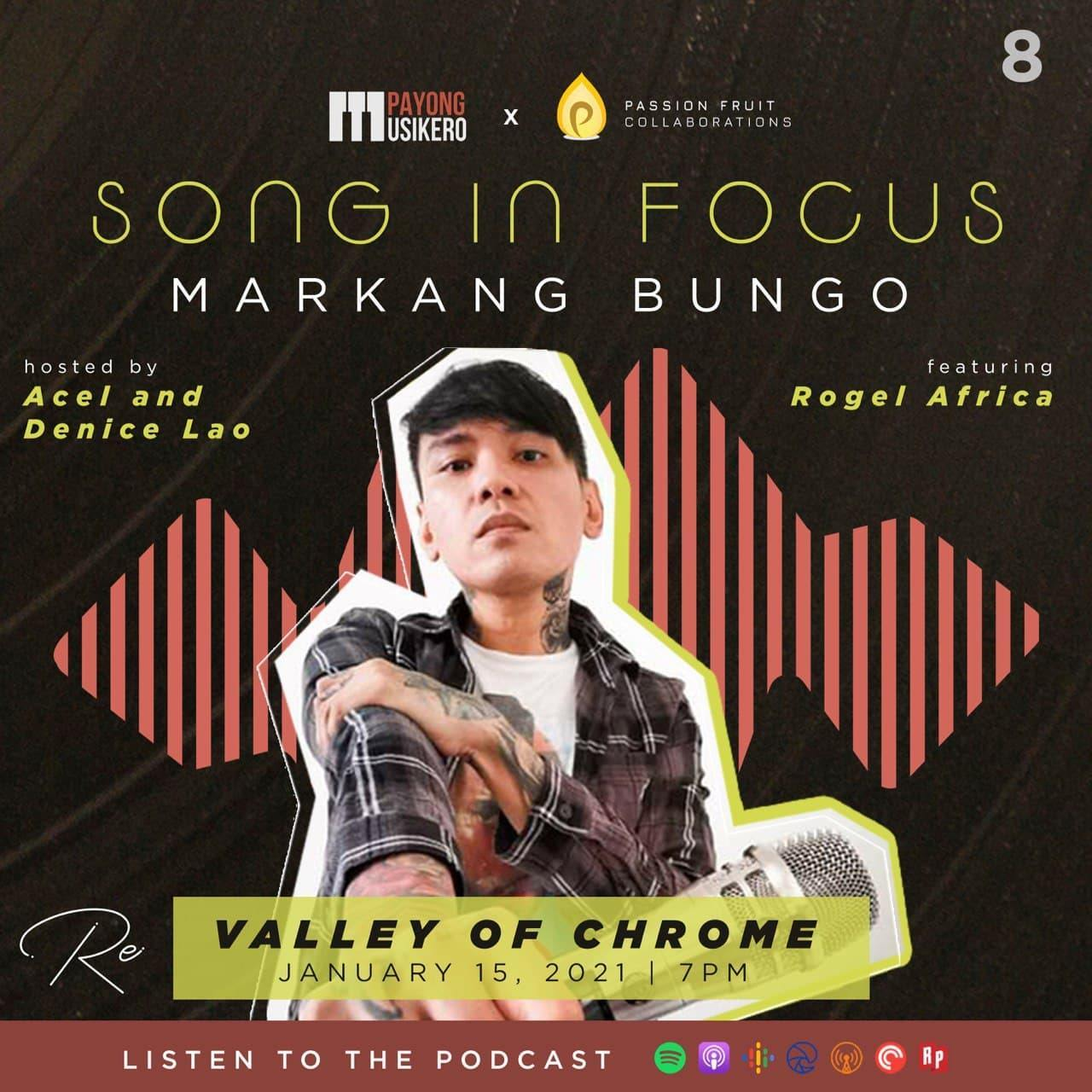 Valley Of Chrome's Rogel Africa Talks Death And Legacy In Song In Focus Podcast