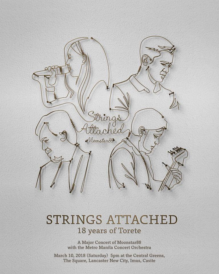 Strings Attached: Moonstar88 Major Concert!