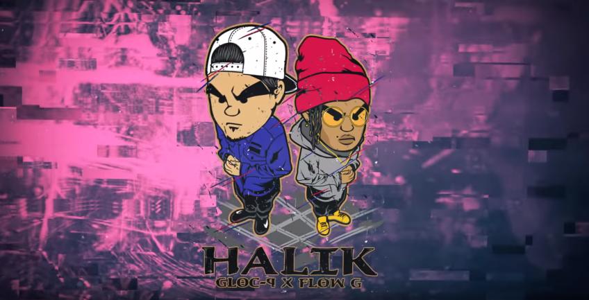 """Official Lyric Video of """"Halik"""" By Gloc-9 Ft. Flow G"""