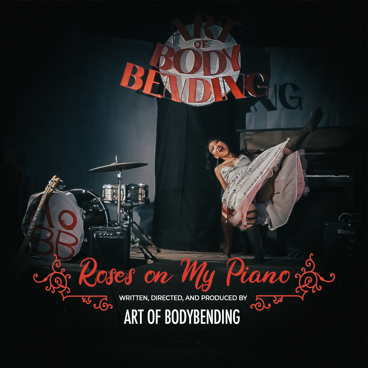 Art of Bodybending Takes You Between the Past and the Future with her New Single