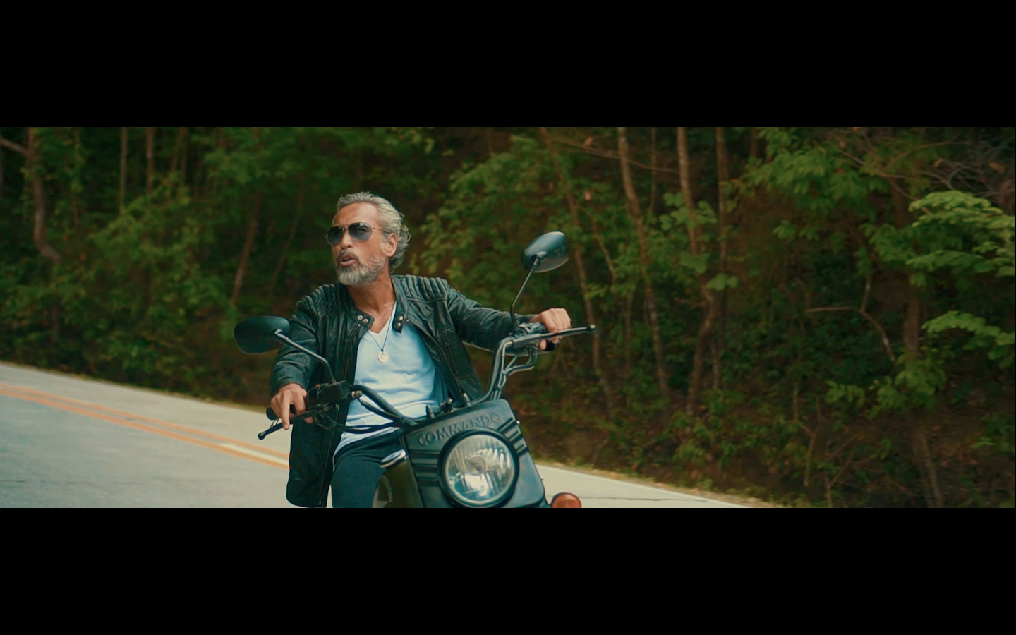 Franco Takes Us On a Ride In 'Rebirth' Music Video