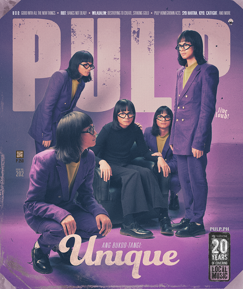 PULP Continues 20-year Legacy in Local Music with Issue No. 202