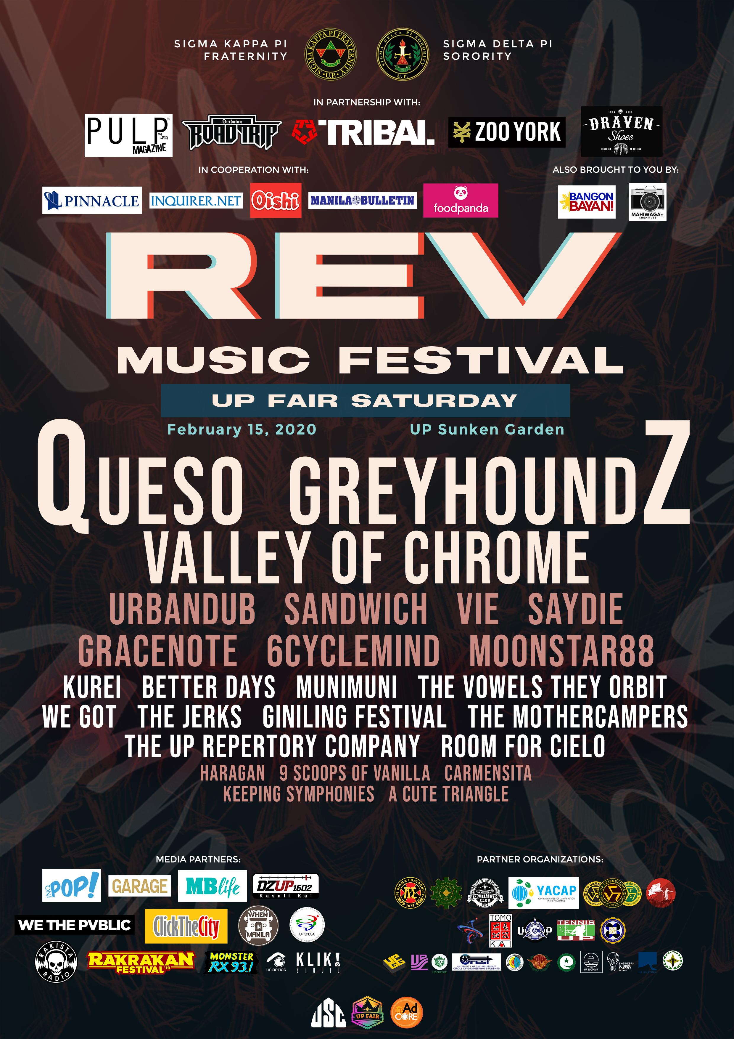 REV Music Festival