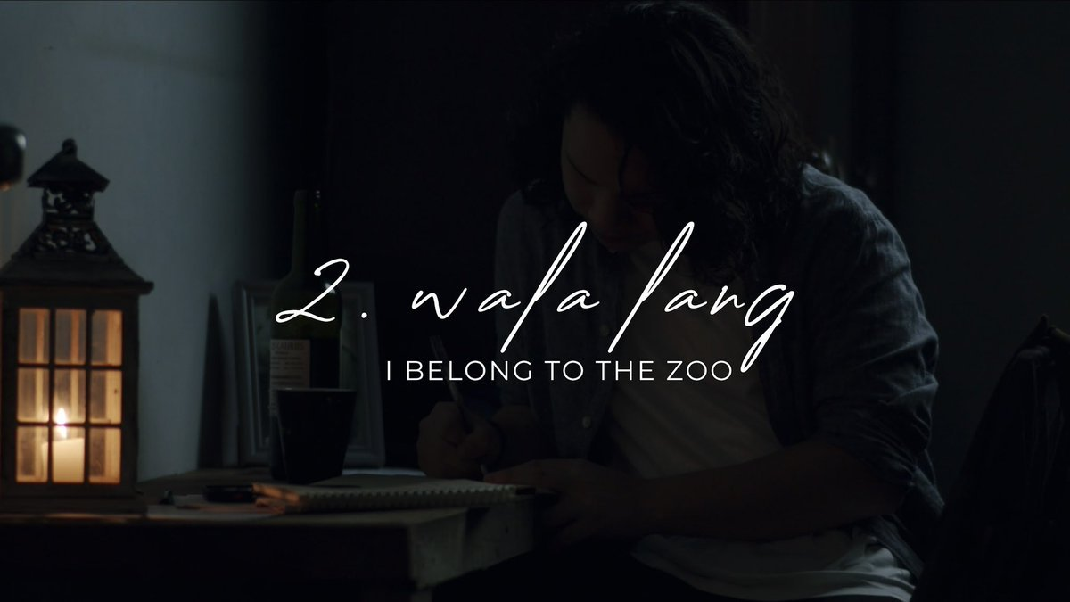 """The Official Music Video Of """"Wala Lang"""" By I Belong To The Zoo Is Now On YouTube"""