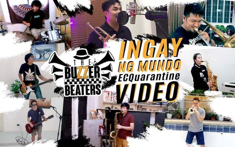 """""""Ingay Ng Mundo"""" Official Music Video By The Buzzer Beaters"""