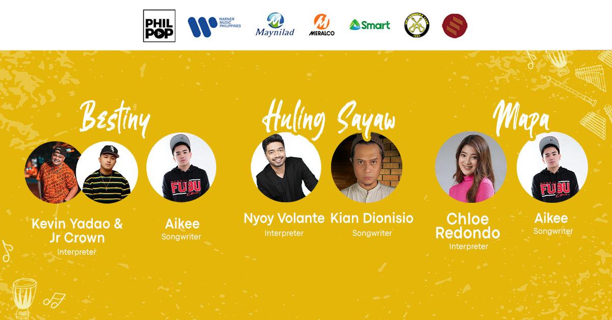 Emotional Frailty As Source Of Strength: Get To Know PhilPop's Metro Manila Entries