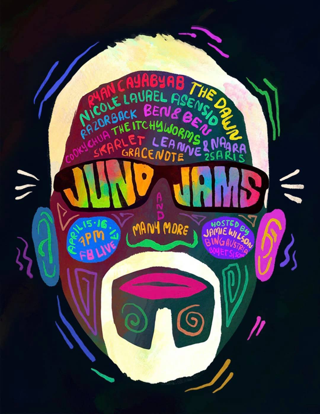 JUNO JAMS: OPM All-Star Casts Joined Forces to Pull Off a 3-Day Online Benefit Music Festival