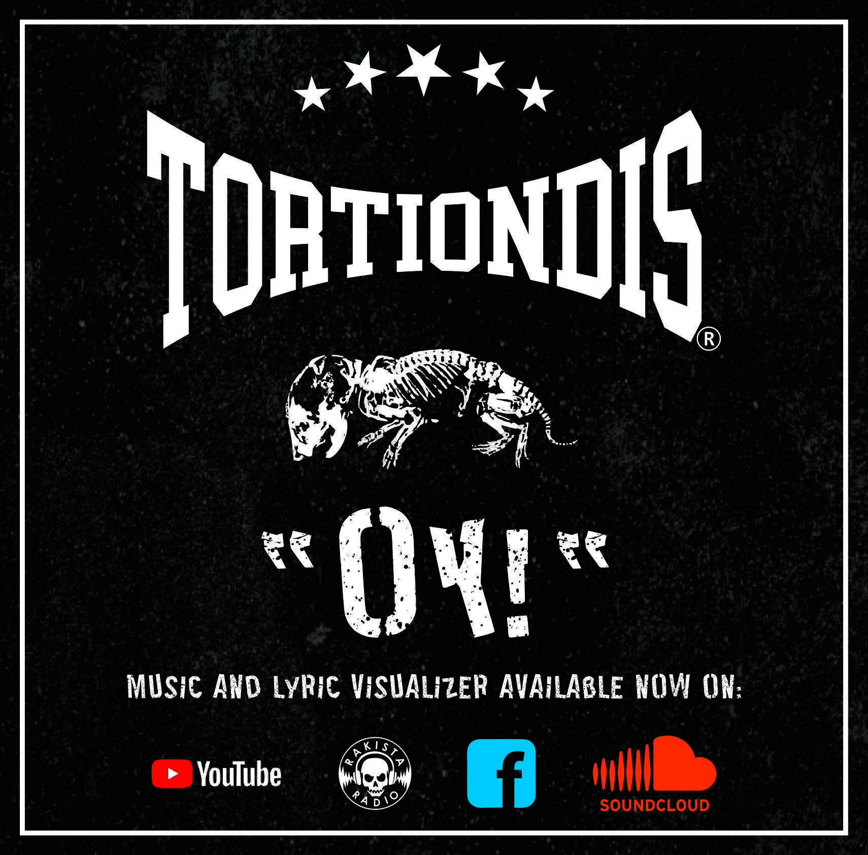 """Serving Us With Some Black and White Themed Visual, TortionDis Releases the Official MV of their Top-of-the-Chart Single, """"OY!"""""""