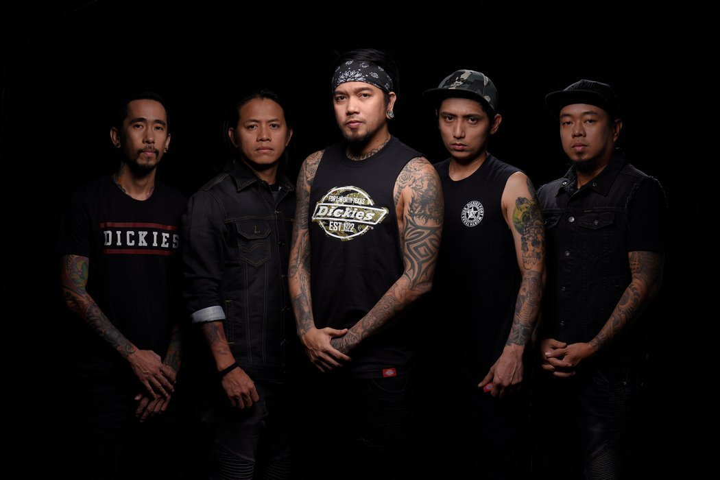 Slapshock Releases New Single 'Sinungaling'!